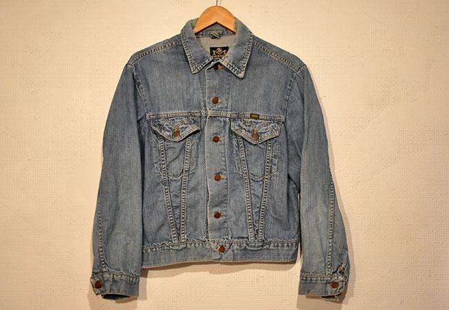 70's Marverick Denim Jacket