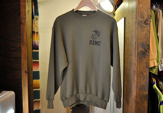 USMC Sweat shirt