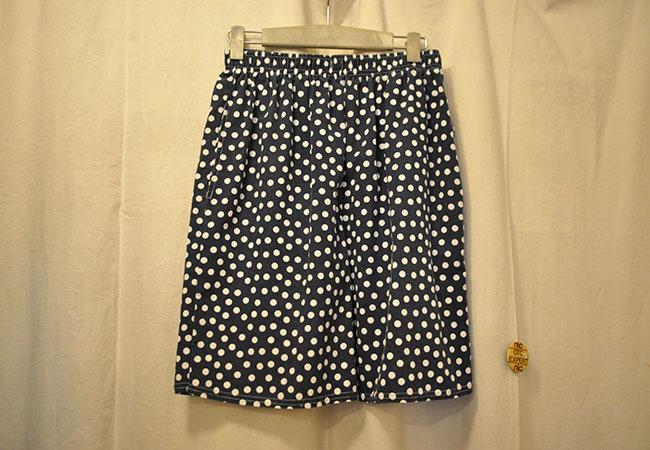 Dot Printed Shorts.