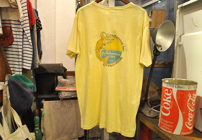 80's T-shirts back