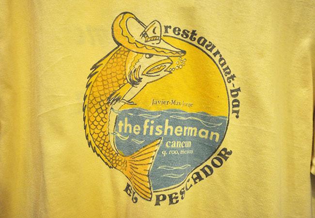 80's T-shirts back print