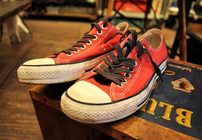 Converse All Star Low. SIZE:27cm 2500yen