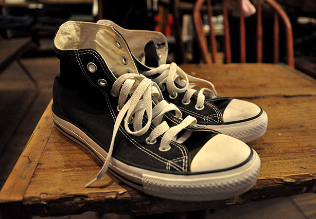 Converse All-Star. 26cm 1000yen