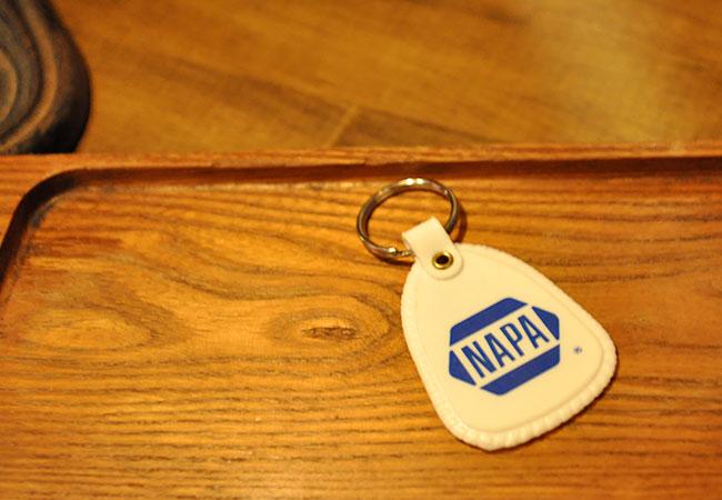 NAPA Key Chain. 300yen