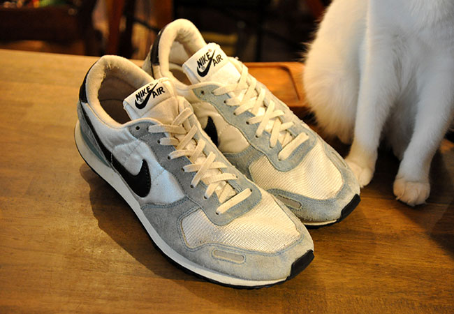 NIKE AIR VORTEX. 2700yen