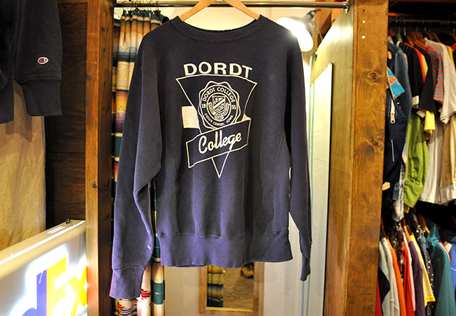 Old Printed Sweat Shirts. 2500yen