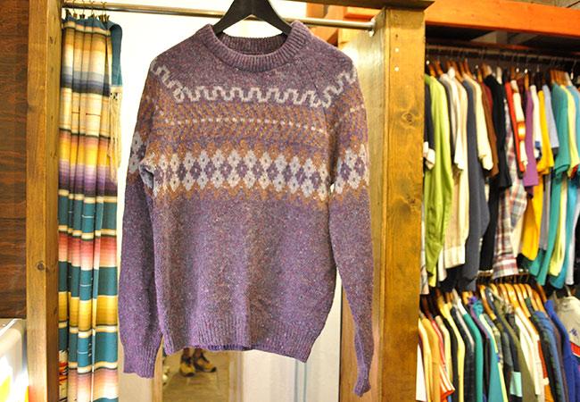JANTZEN Sweater.2500yen