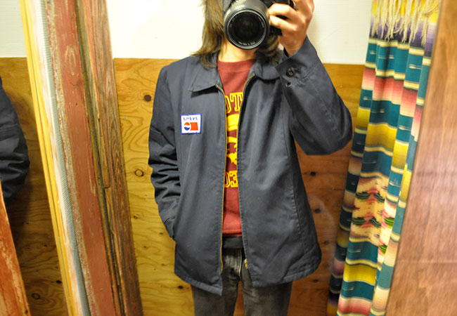 RED KAP Work Jacket. 2900yen