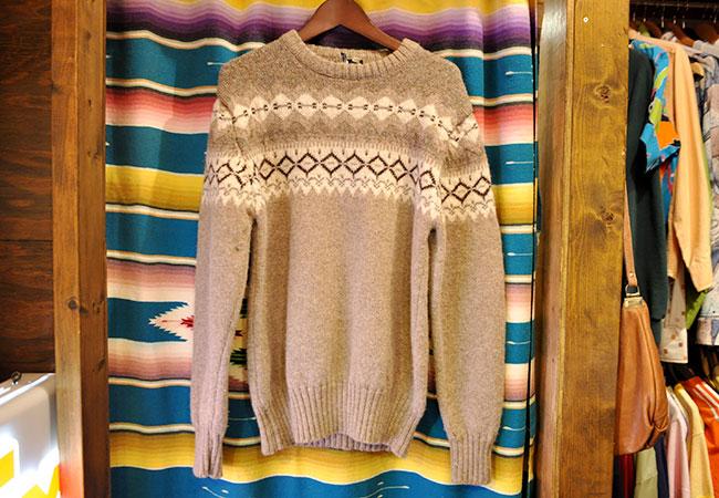 Old Sweater. 3900yen
