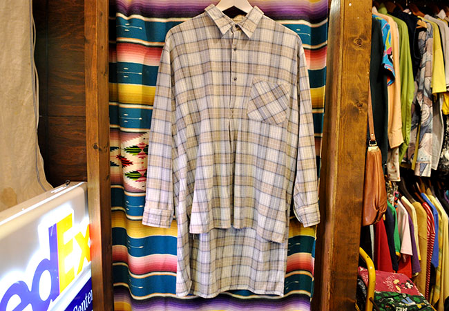 Grandfather Shirts.3900yen