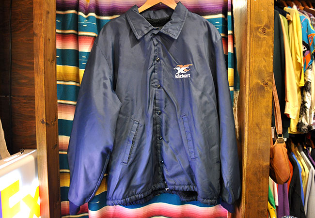 Nylon BOA Liner Coach Jacket. 3500yen