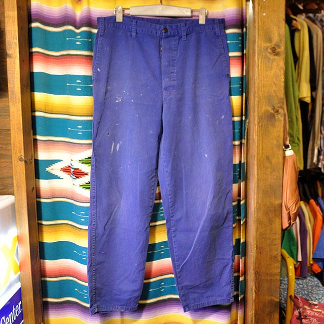 Euro Work Pants. 4900yen
