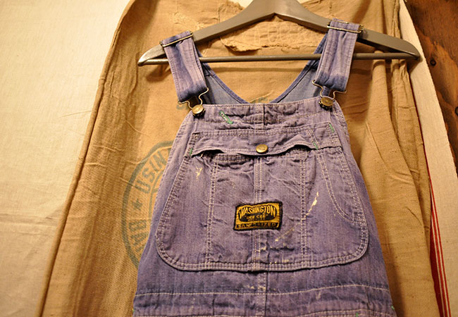 WASHINGTON DEE CEE OVERALL. 4900yen