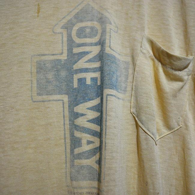 70's Damage T-shirts. 2500yen