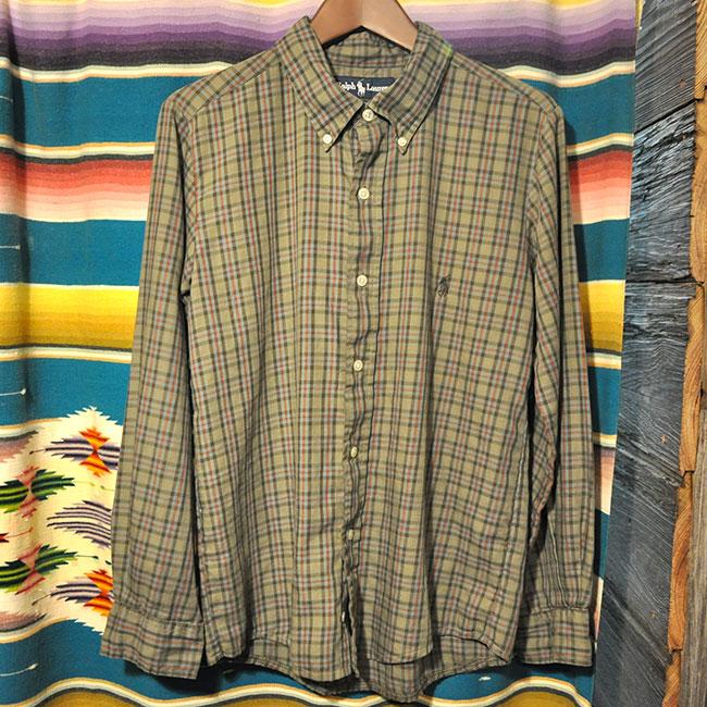 Ralph Lauren BD Shirts. 3500yen