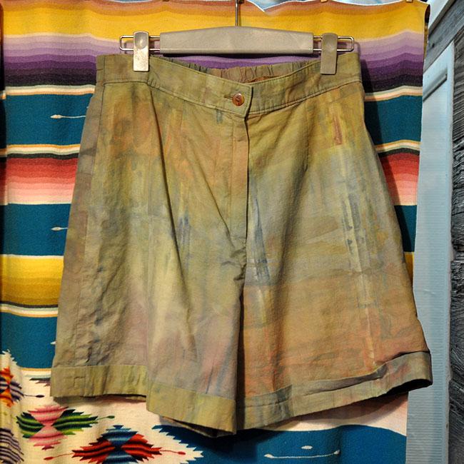 Ladies Shorts. 2900yen