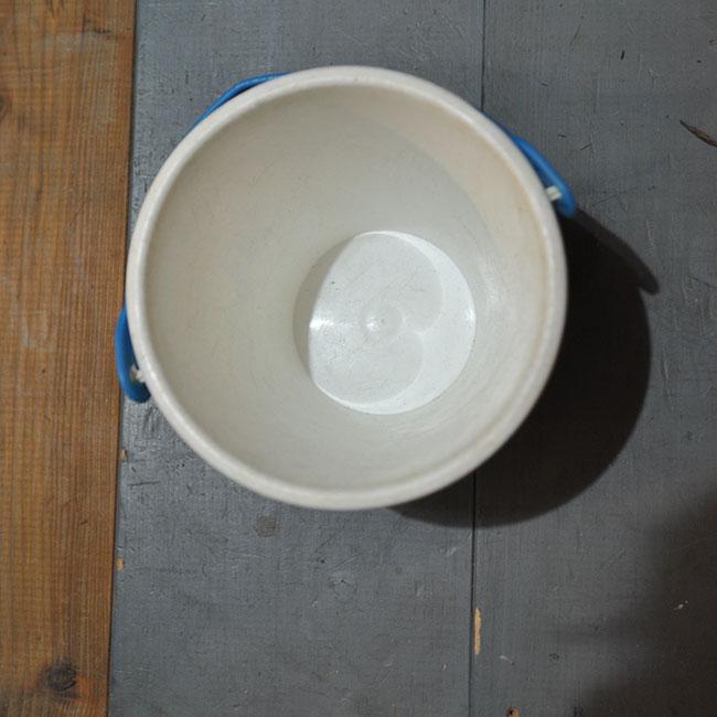 Smurf Bucket. 1800yen