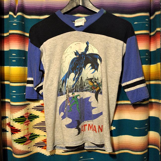 BATMAN T-shirt.90's.2000yen