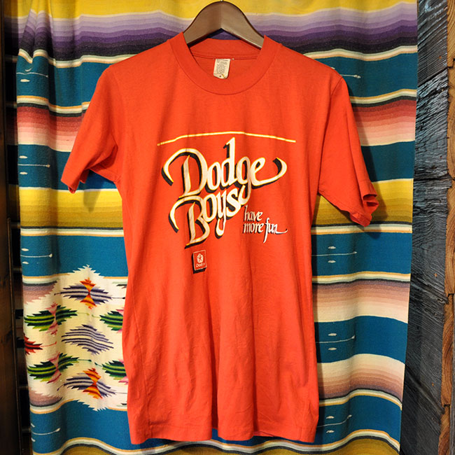 Old DODGE T-Shirt. 2900yen