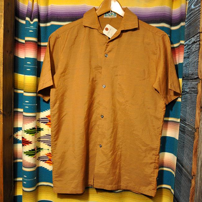 Open coller S/S Shirt. 2900yen