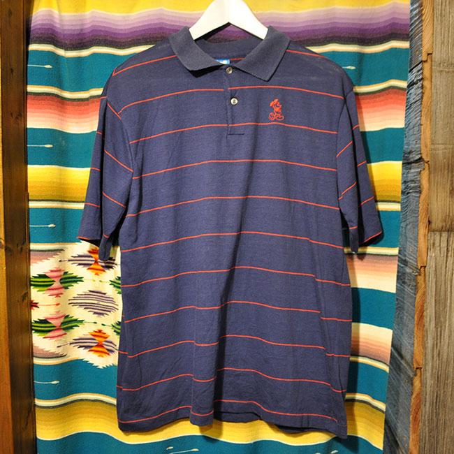 Mickey Mouse Polo Shirt. 2000yen