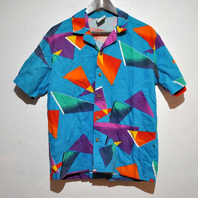 Open  collar Shirt. 2500yen