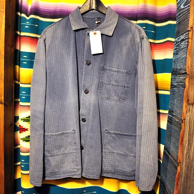Euro Work Jacket. 4500yen