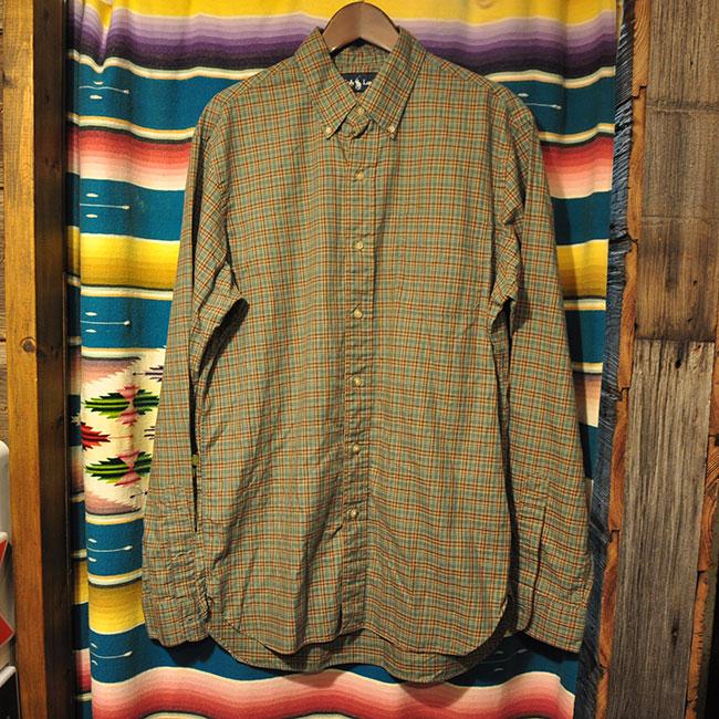 RalphLauren B/D Shirt. 2900yen