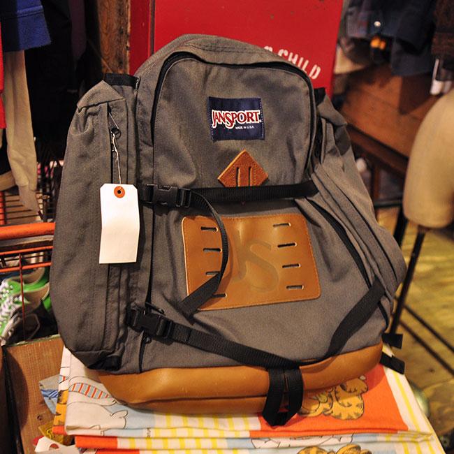 JANSPORT Back Pack. 4500yen