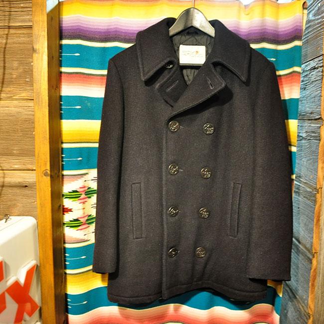 Pea Coat Made in USA. 7900yen