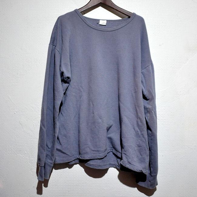 Euro Old Sweat Shirt. 2990yen