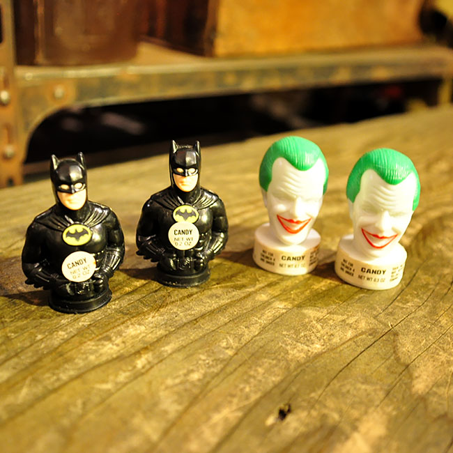 BATMAN & JOKER Candy. 600yen