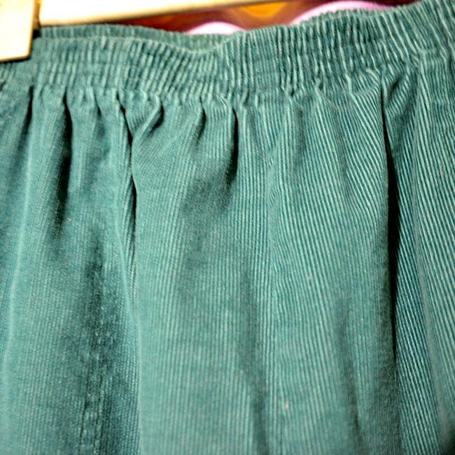 Corduroy Easy Pants.