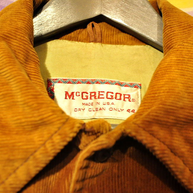 McGREGOR.