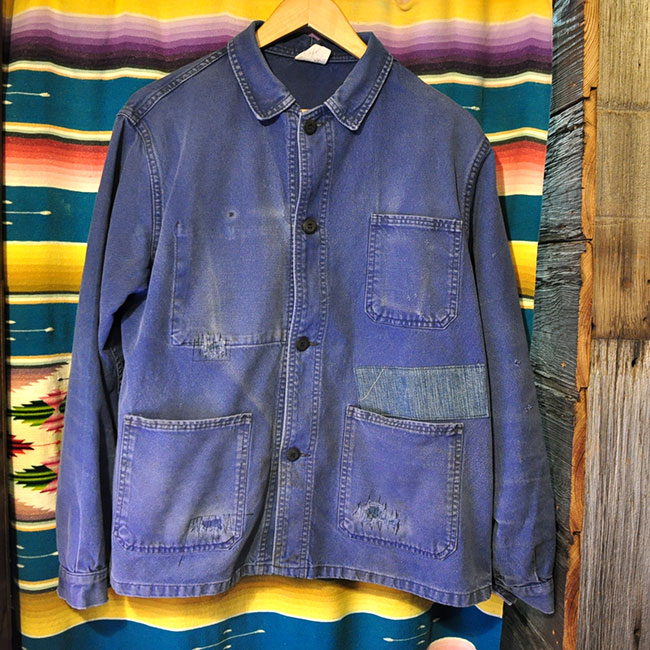 OLD EURO WORK COVERALL. 5900yen