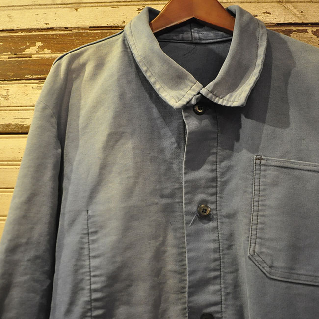 "Old Euro Work Coverall""MoleSkin"" 6900yen"