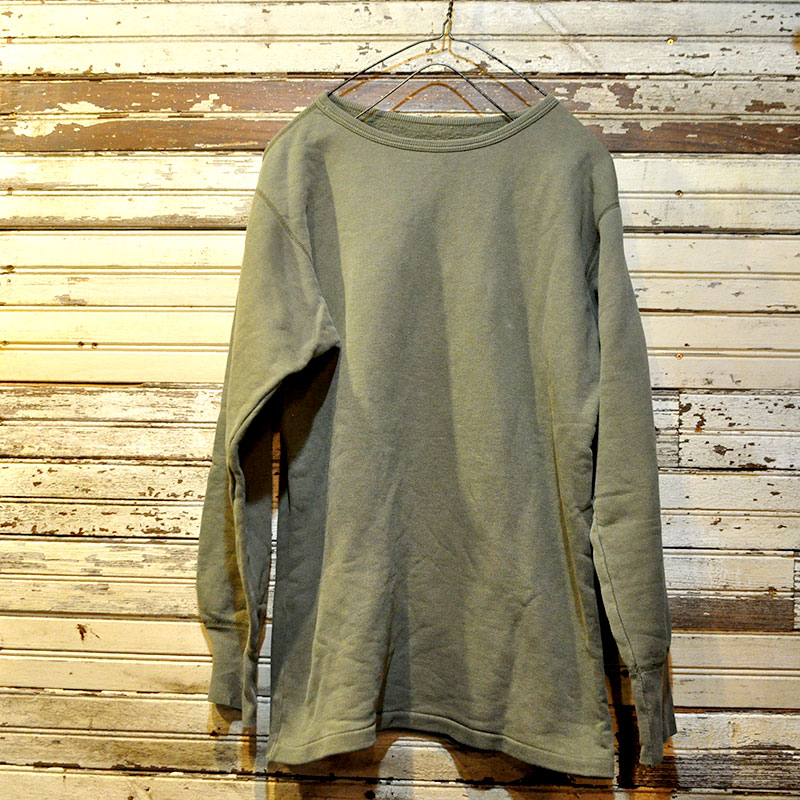 German Military Sweat Shirt. 3500yen